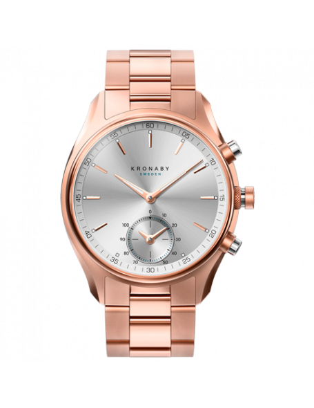 Kronaby Sekel 43 mm, Montre...